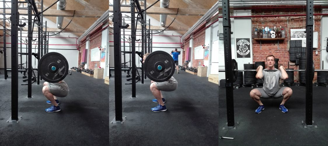 Przysiad na 3 sposoby: High Bar, Low Bar, Front Squat